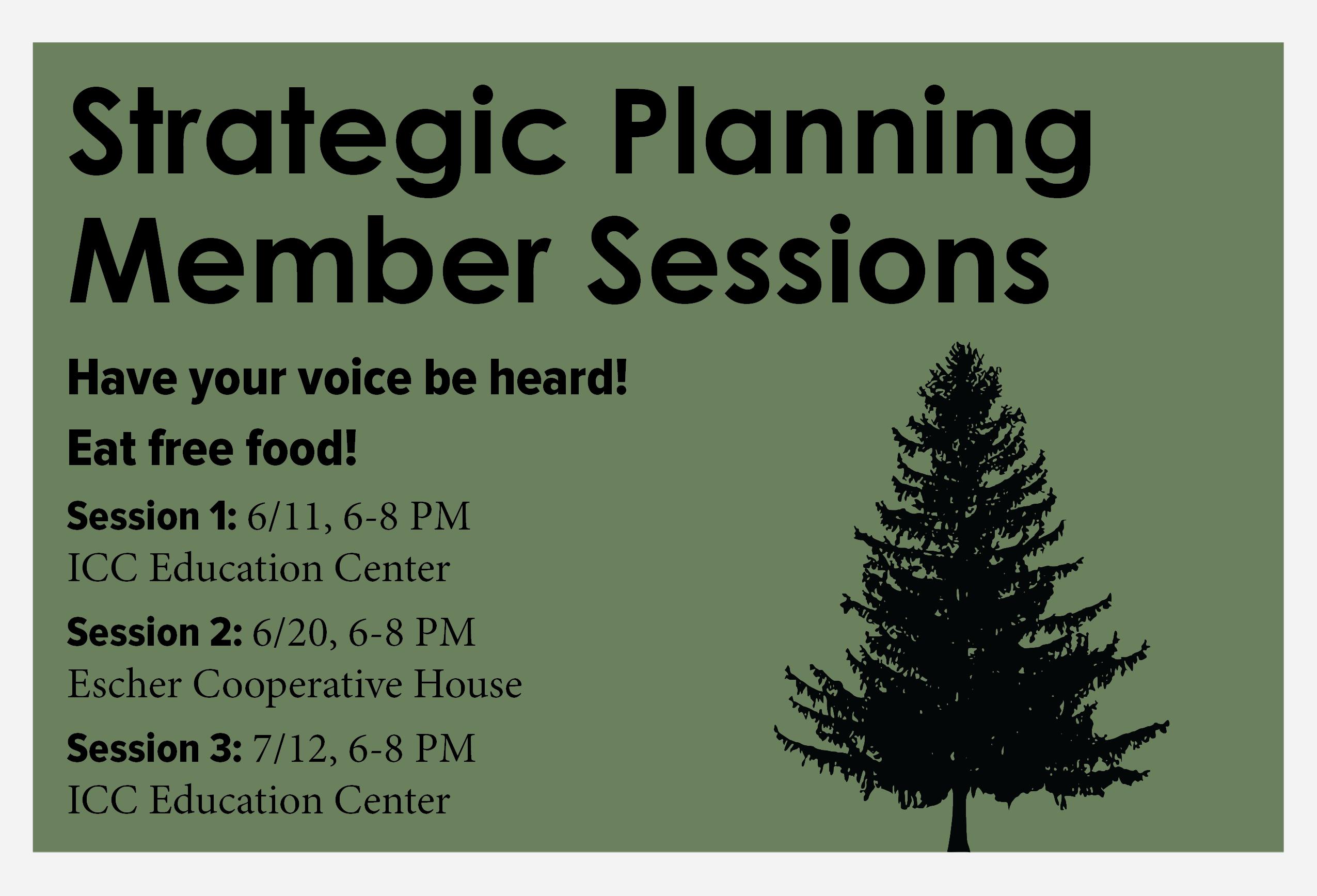 Creating the 2018-2023 Strategic Plan