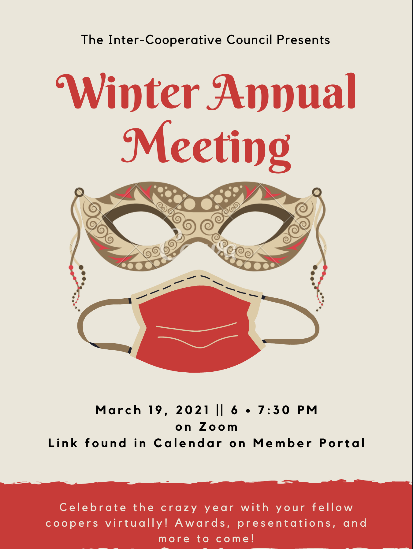 Winter Annual Meeting!!